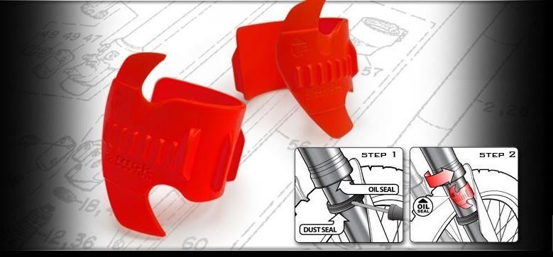 Obrázek produktu Čistící přípravek na gufera vidlic 45-55mm 84-02326
