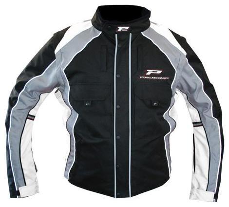 Obrázek produktu Bunda PROGRIP Enduro černo / šedá 9011 - XL PG9011*01-XL