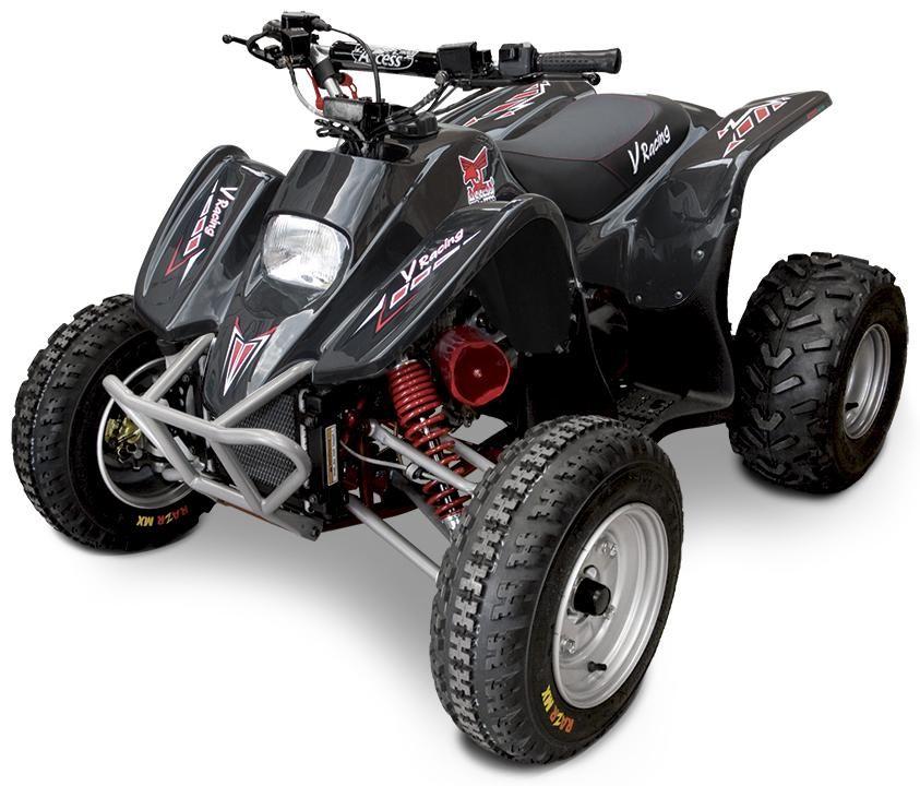 Obrázek produktu Juniorská ATV ACCESS DRR 100 RACE černá