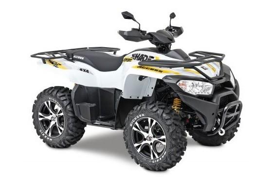 Obrázek produktu Užitková ATV ACCESS AX800i T3B bílá