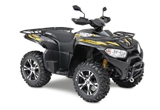 Obrázek produktu Užitková ATV ACCESS AX800i T3B černá
