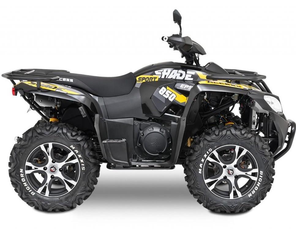 Užitková ATV ACCESS AX800i T3B černá-1