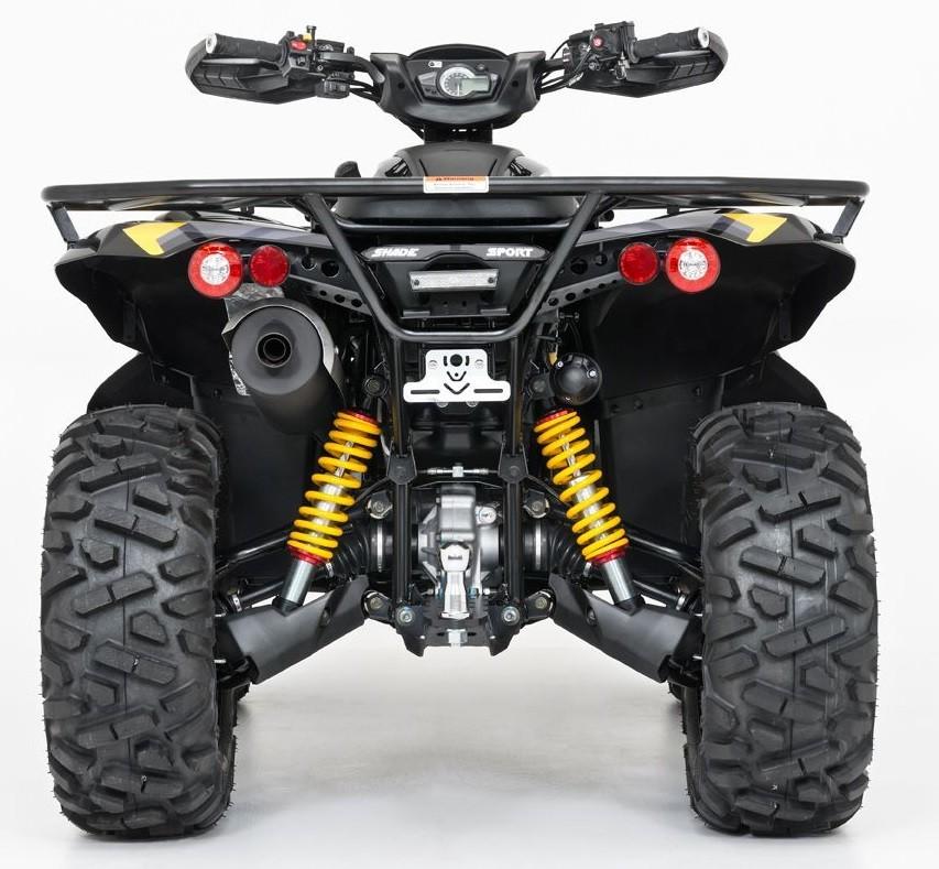 Užitková ATV ACCESS AX800i T3B černá-2