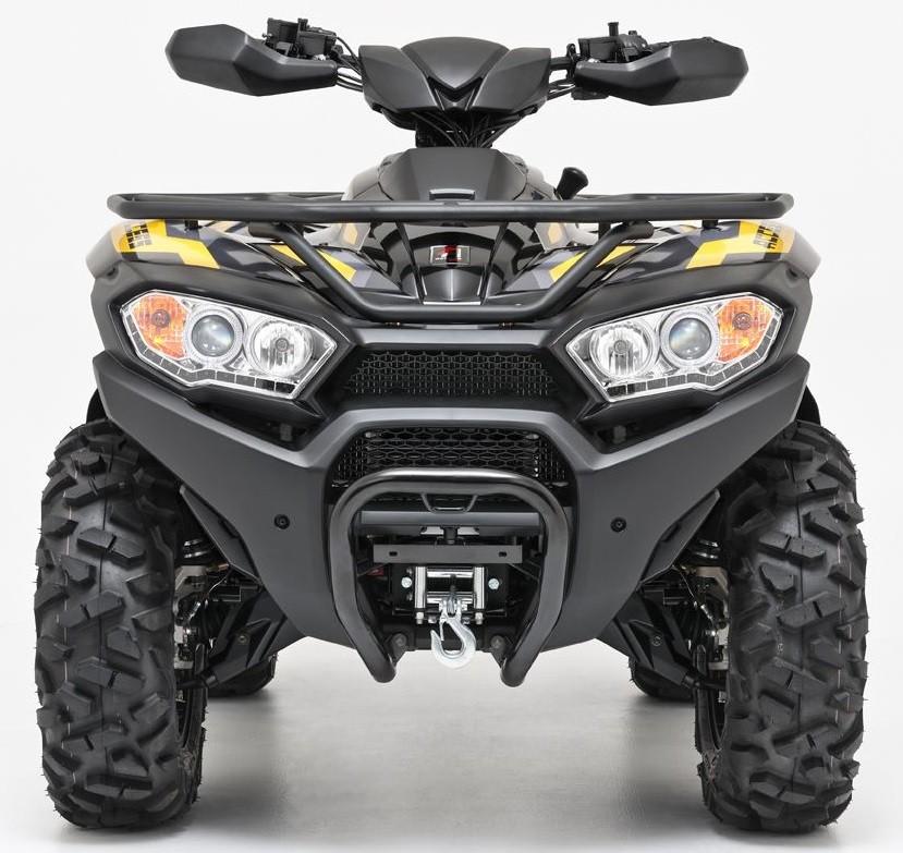 Užitková ATV ACCESS AX800i T3B černá-3