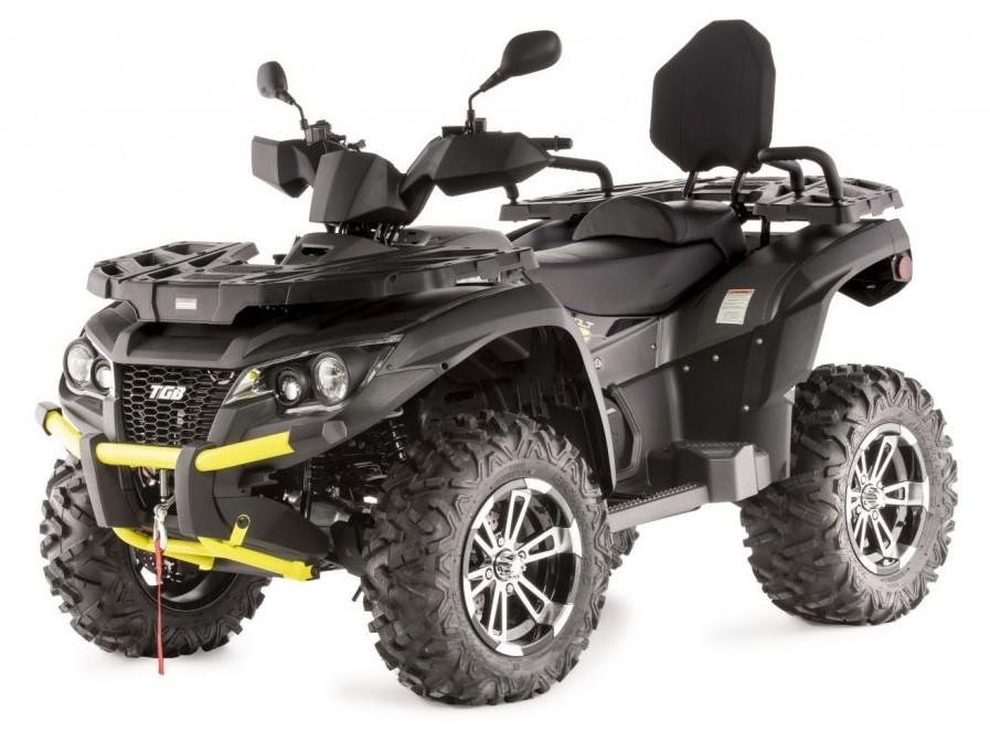 Obrázek produktu ATV TGB Blade 1000LT EFI 4x4 EPS EVO 14 edition T3b NEW šedá matná