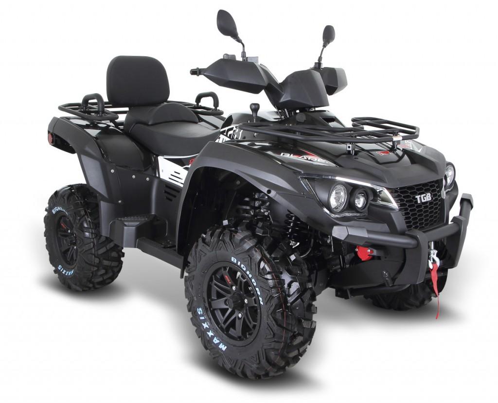 Obrázek produktu ATV TGB Blade 1000LT EFI 4x4 EPS T3b Basic 12 edition bílo/černá