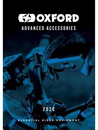 Obrázek produktu katalog moto příslušenství 2020, mezinárodní vydání, OXFORD PC126