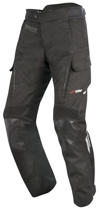 Obrázek produktu kalhoty ANDES Drystar, ALPINESTARS (černé) NEMÁ