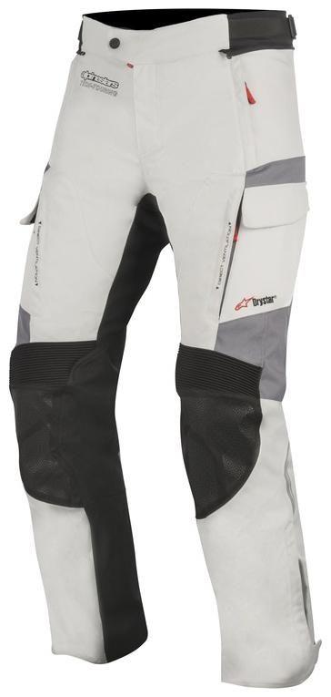 Obrázek produktu kalhoty ANDES Drystar, ALPINESTARS (světle šedé/šedé/černé) NEMÁ