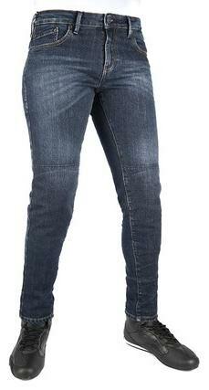 Obrázek produktu kalhoty Original Approved Jeans Slim fit, OXFORD dámské (sepraná modrá)
