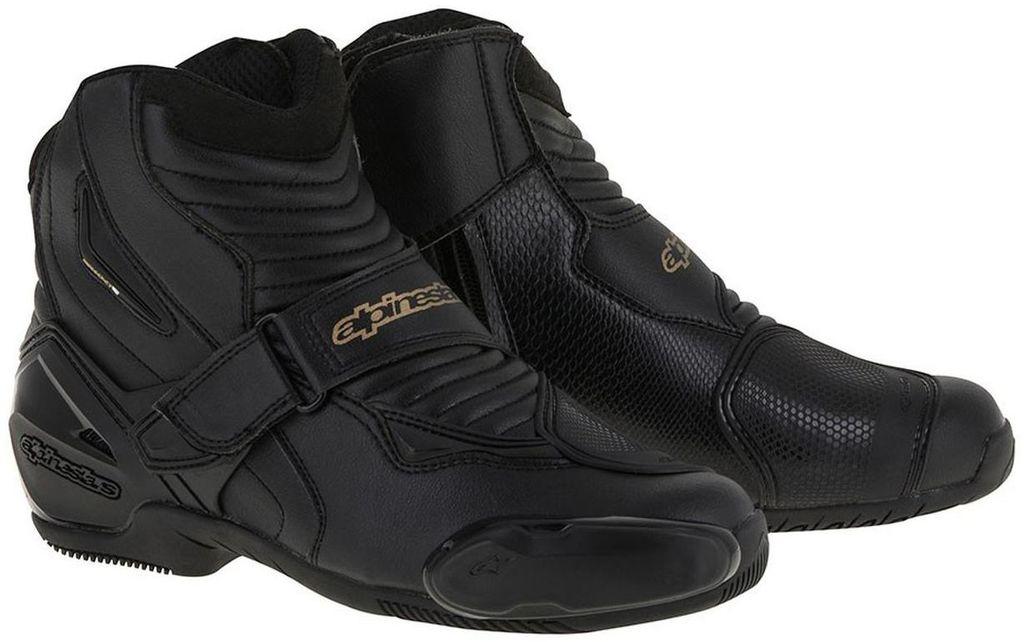 Obrázek produktu boty STELLA SMX-1 R, ALPINESTARS (černé/zlaté) NEMÁ