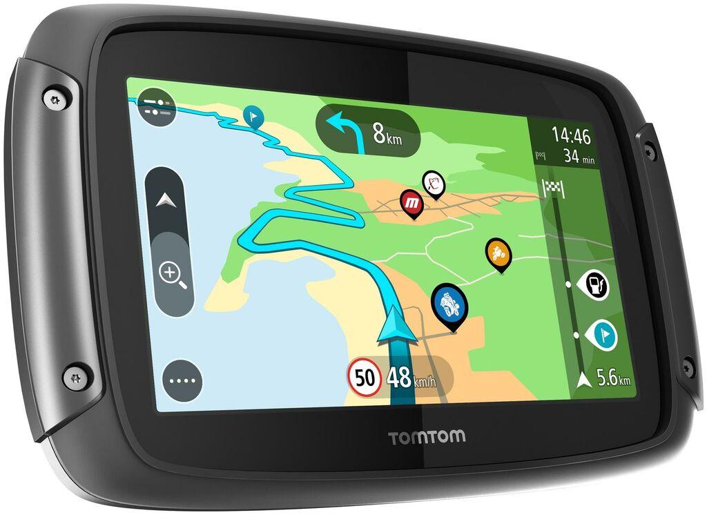 Obrázek produktu Bluetooth navigace Rider 550 PREMIUM PACK, TomTom 1GF0.002.11