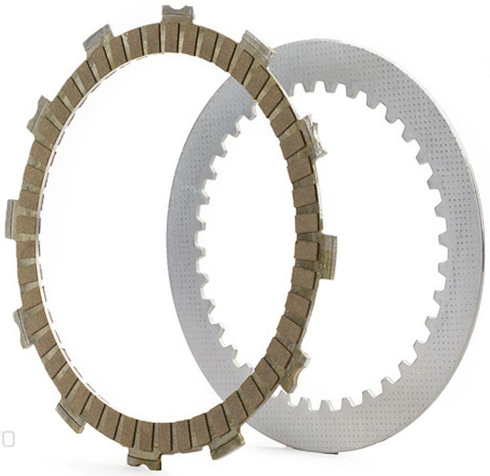 Obrázek produktu sada spojkových lamel a plechů (STANDARD směs), NEWFREN (9+8 ks)