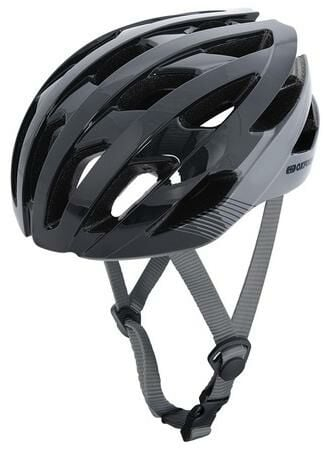 Obrázek produktu cyklo přilba RAVEN ROAD, OXFORD (černá/šedá)