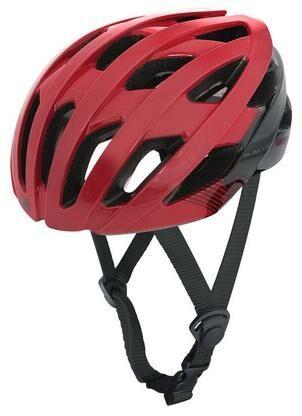 Obrázek produktu cyklo přilba RAVEN ROAD, OXFORD (červená/černá)