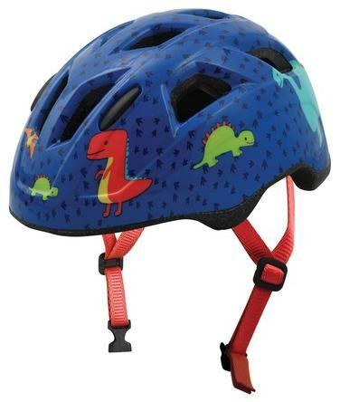 Obrázek produktu cyklo přilba DINO JUNIOR, OXFORD, dětská (modrá) DINOL