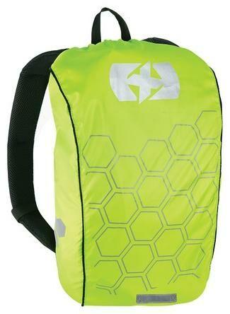 Obrázek produktu reflexní obal/pláštěnka batohu Bright Cover, OXFORD (žlutá/reflexní prvky, Š x V = 640 x 720 mm) RE101Y