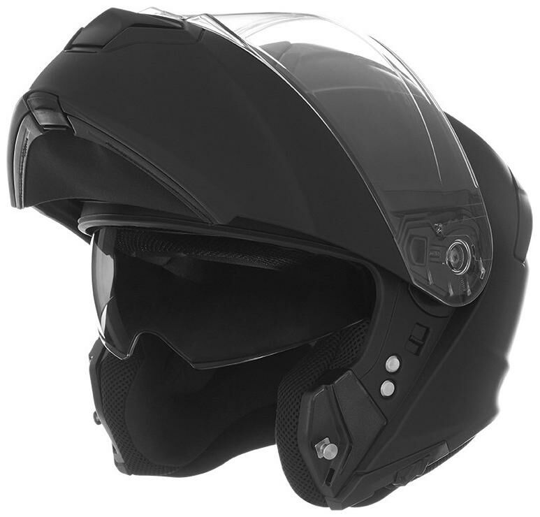 Obrázek produktu přilba N960, NOX (černá matná) CASQN960NOIRMAT