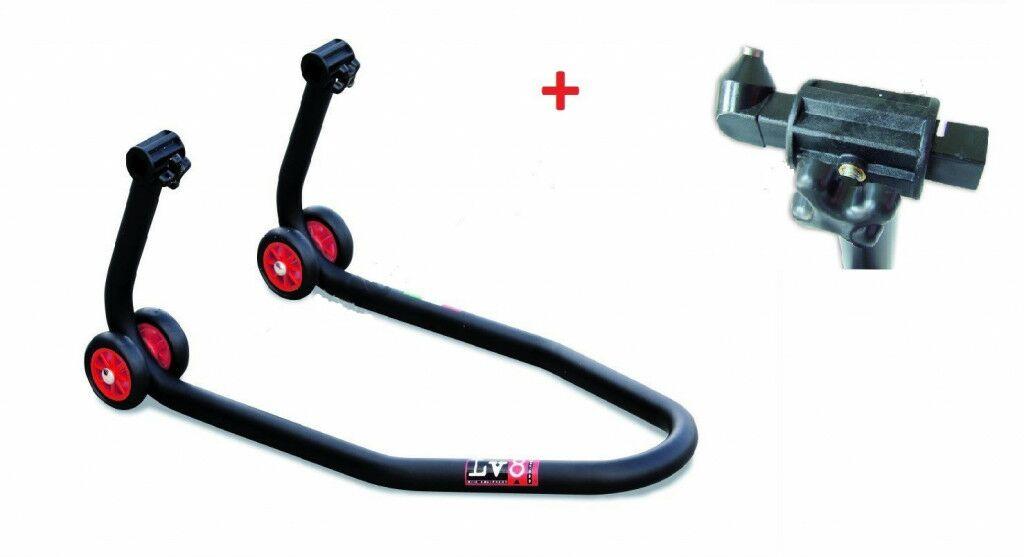 Obrázek produktu Přední stojánek LV8 DIAVOL s čepy k přednímu stojánku