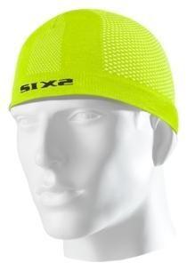Obrázek produktu Čepice pod přilbu SIXS fluo žlutá SCX C MCF_12214