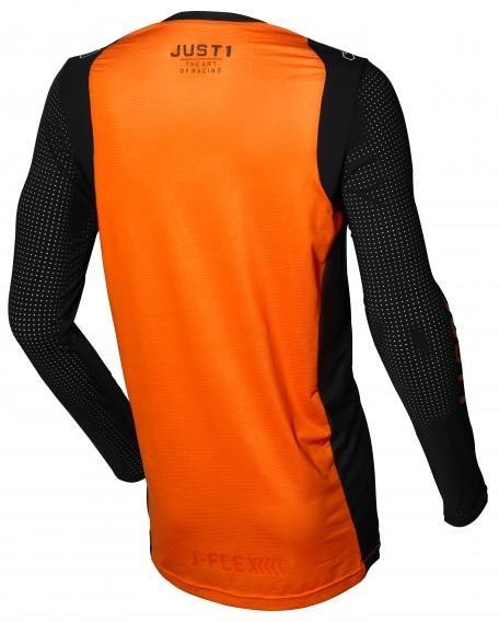 Dětský dres JUST1 J-FLEX ARIA oranžovo/černý-1