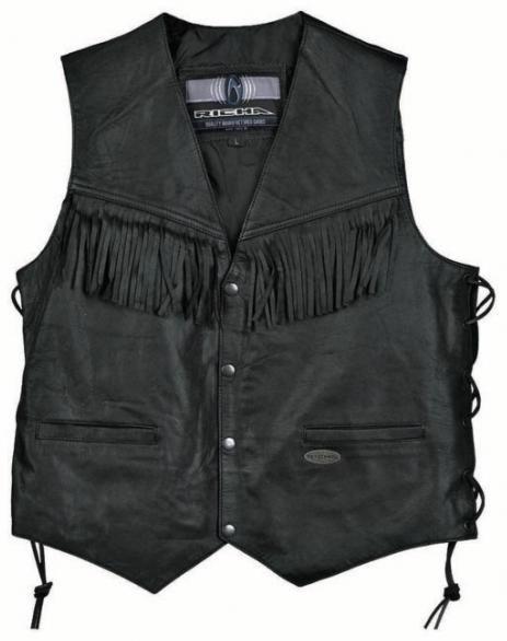 Obrázek produktu Kožená vesta RICHA GILET s třásněmi