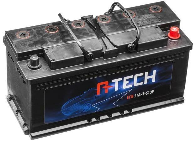 Obrázek produktu 105Ah AGM baterie START-STOP, 950A, pravá A-TECH AGM 392x175x190 60502
