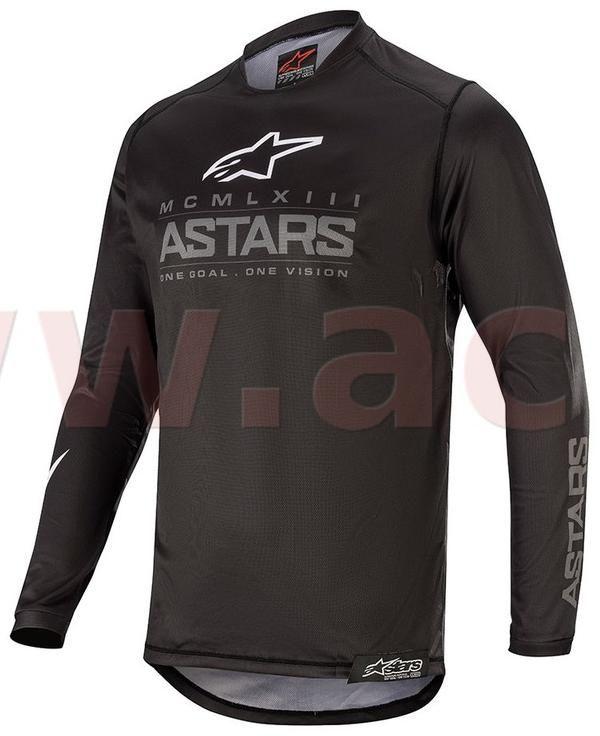 Obrázek produktu dres RACER GRAPHITE 2020, ALPINESTARS, dětské (černá/tmavá šedá) 3772320-111