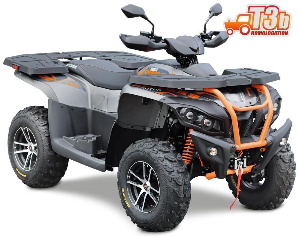 Obrázek produktu Užitková ATV ACCESS SHADE 650 LT EPS T3B šedá