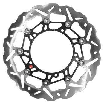 Obrázek produktu brzdový kotouč přední P/L, BRAKING