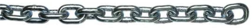 Obrázek produktu řetěz tvrzený průměr 8 mm délka 1000 mm TOKOZ - ČR 25702