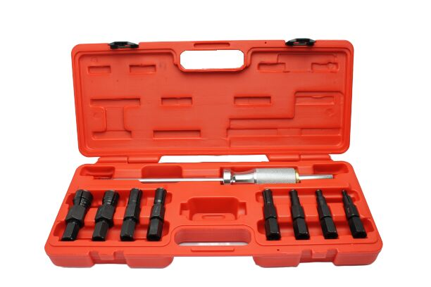Obrázek produktu Bearing puller tool set MOTION STUFF 9 sizes 8-30mm