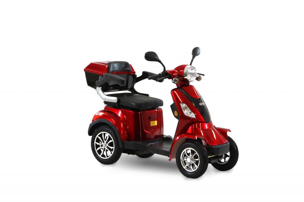 Obrázek produktu Čtyřkolový elektrický vozík SELVO 41000