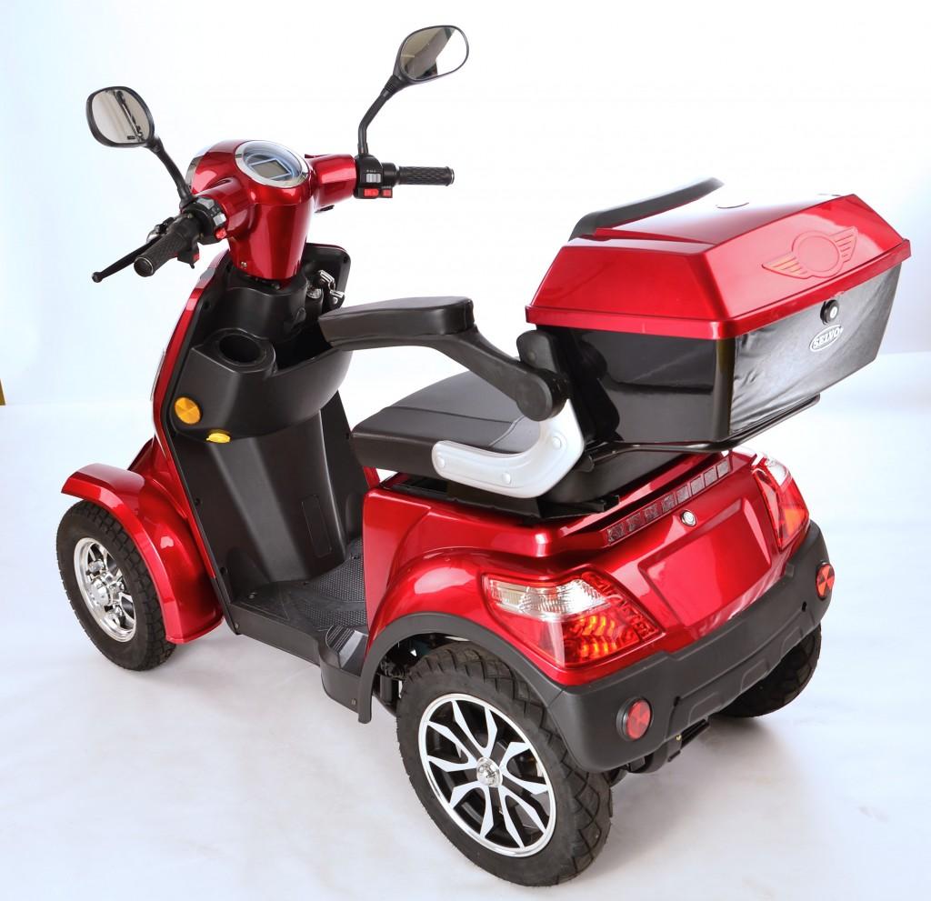 Čtyřkolový elektrický vozík SELVO 41000-1