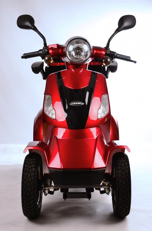 Čtyřkolový elektrický vozík SELVO 41000-2