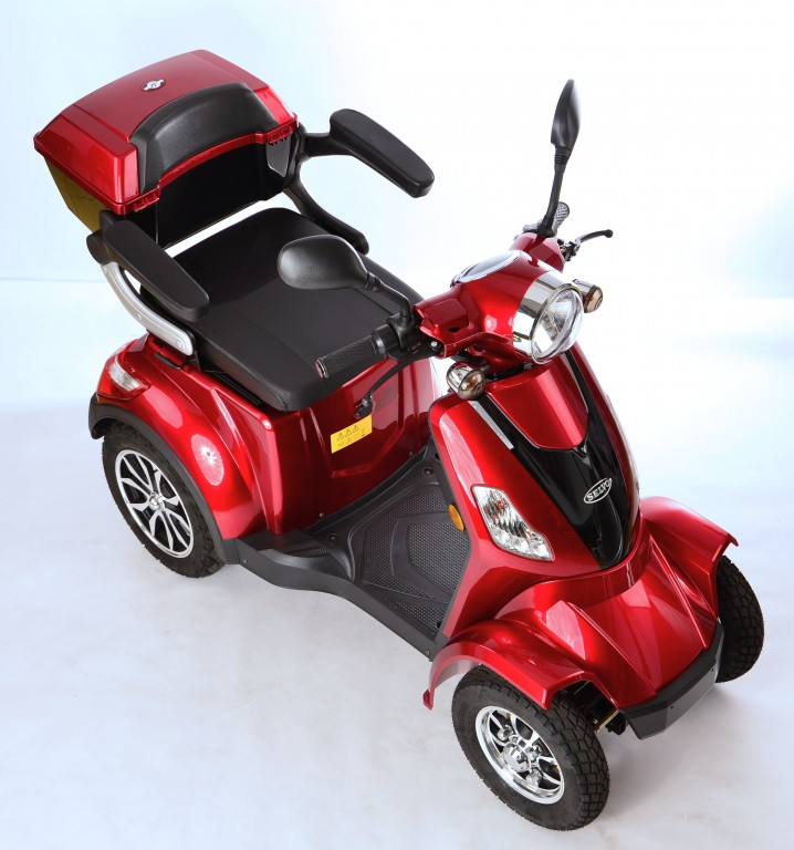 Čtyřkolový elektrický vozík SELVO 41000-3