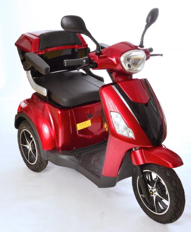 Obrázek produktu Elektrická tříkolka s vyjímatelnou lithiovou baterií Selvo 31000Li