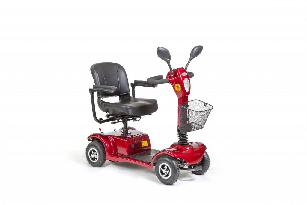 Obrázek produktu Elektrický seniorský vozík SELVO 4250