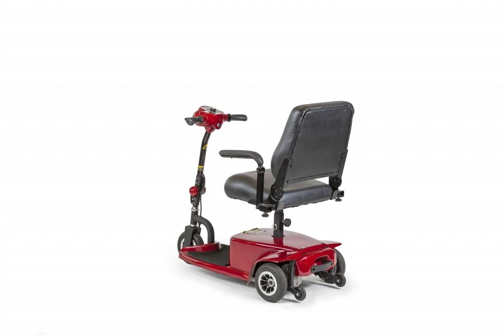 Elektrický seniorský vozík SELVO 3200-1