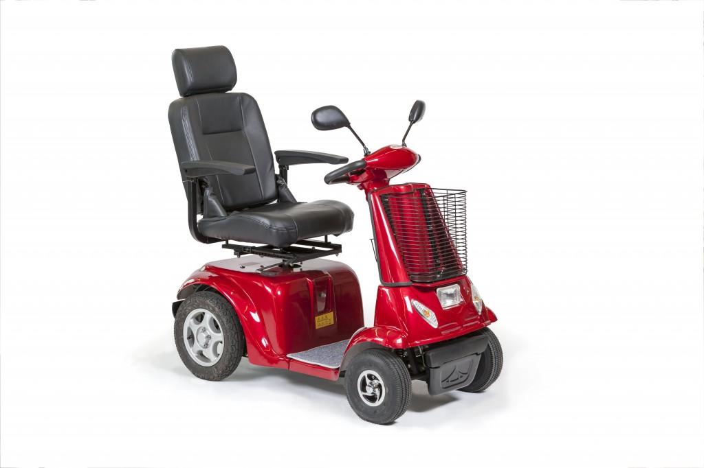 Obrázek produktu Elektrický seniorský vozík SELVO 4800