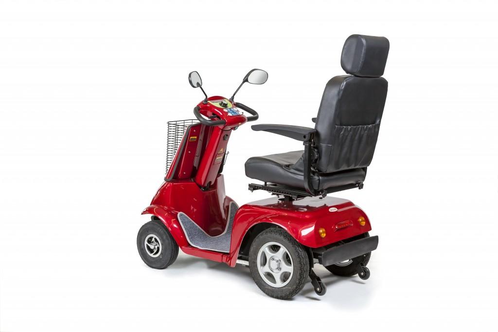 Elektrický seniorský vozík SELVO 4800-1
