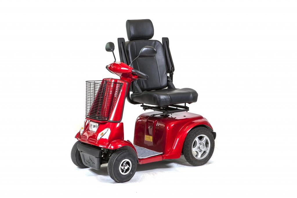Elektrický seniorský vozík SELVO 4800-3