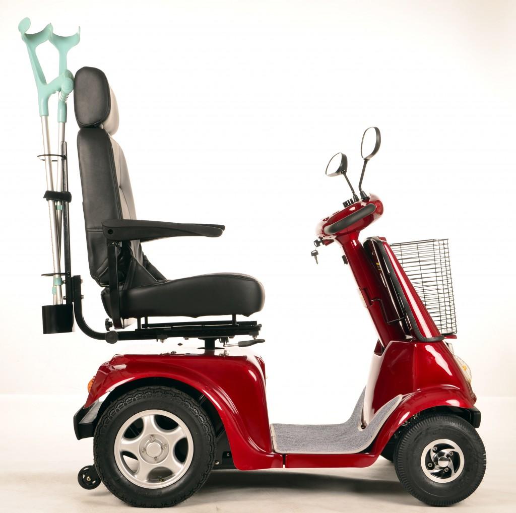 Elektrický seniorský vozík SELVO 4800-4