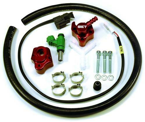 Obrázek produktu kit druhého vstřikovače KTM, HUSQUARNA, GET GK-INJ2-0017