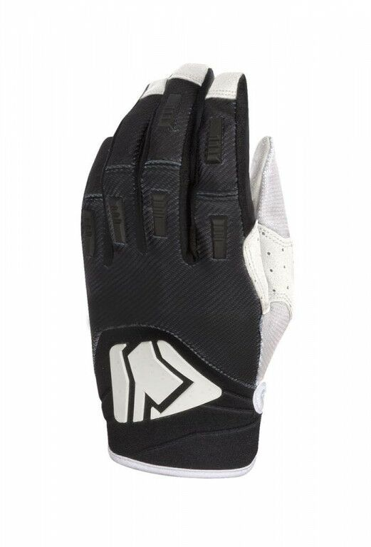Obrázek produktu Motokrosové rukavice YOKO KISA černý / bílý L (9) 67-176709-9