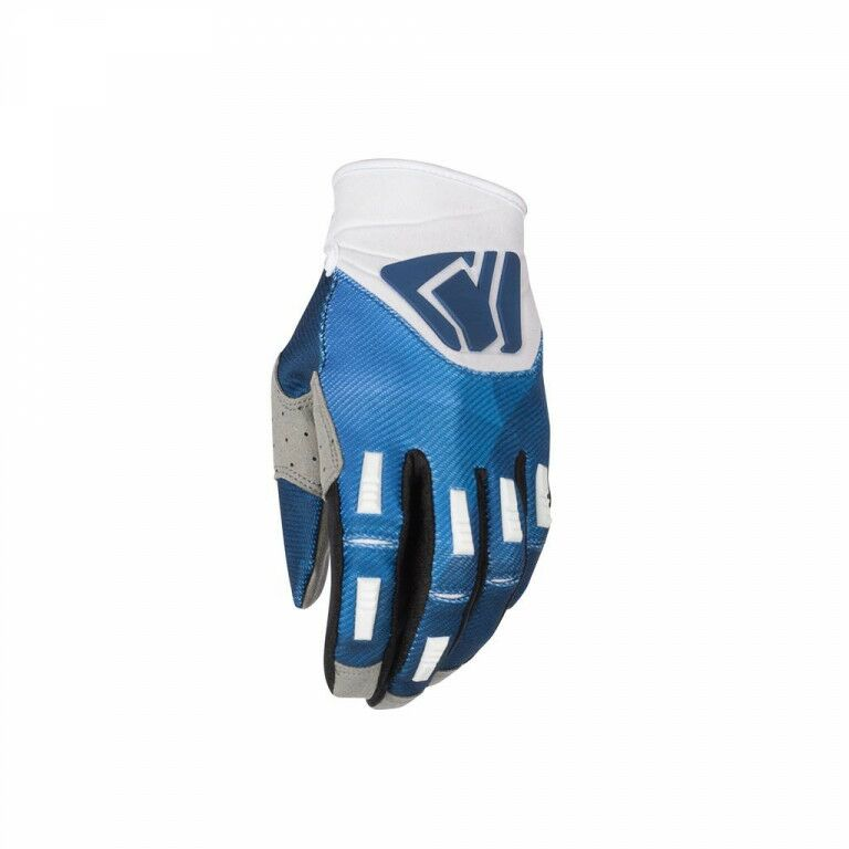 Obrázek produktu Motokrosové rukavice YOKO KISA modrý XL (10) 67-176701-10