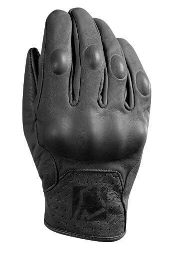 Obrázek produktu Krátké kožené rukavice YOKO STADI černá XS (6) 60-176041-6