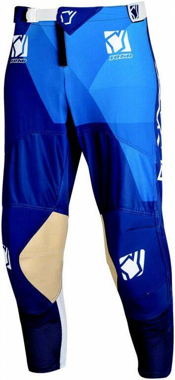 Obrázek produktu Motokrosové dětské kalhoty YOKO KISA modrý 24 68-196804-24