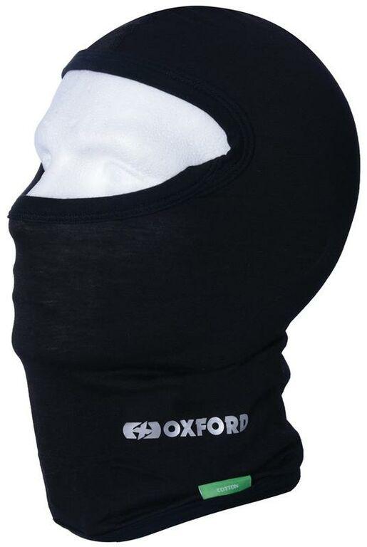 Obrázek produktu kukla Balaclava bavlna, OXFORD (černá, balená v sáčku) CA001UP