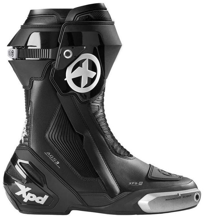 Obrázek produktu boty XP9-R, XPD (černé)